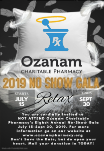 No Show Gala